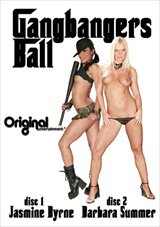 Adult Movies presents Gangbangers Ball: Jasmine Byrne