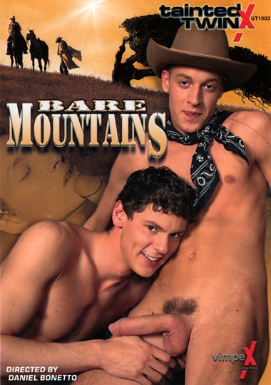 Bare Mountains Cover Front