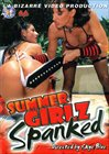 Summer Girlz Spanked