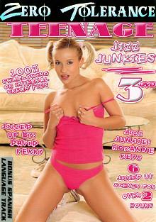 Teenage Jizz Junkies 3