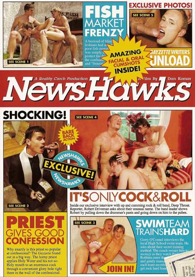 NewsHawks Cover 1