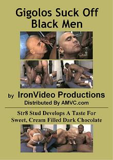 Gigolos Suck Off Black Men