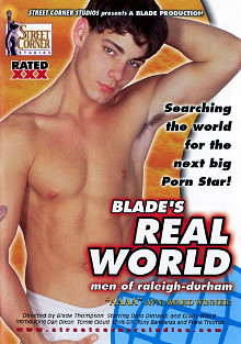 Blade's Real World: Men Of Raleigh-Durham