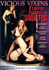 Vicious Vixens Stuffed, Spanked, and Squirted
