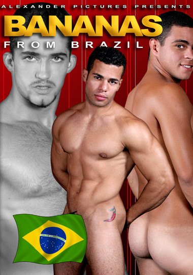 Bananas from Brazil 1 Cover Front
