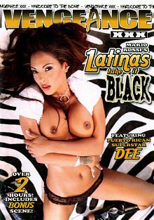 Latinas Take It Black