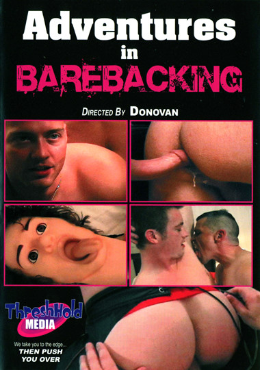 Adventures in Barebacking Cover Front