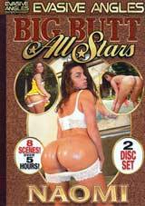 Big Butt All Stars: Naomi