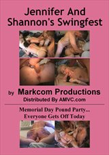 Jennifer And Shannon's Swingfest