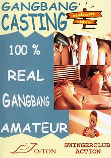 Gangbang Casting