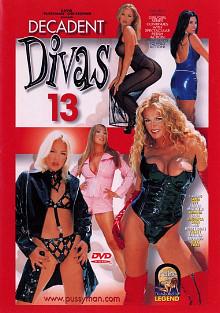 Pussyman's Decadent Divas 13
