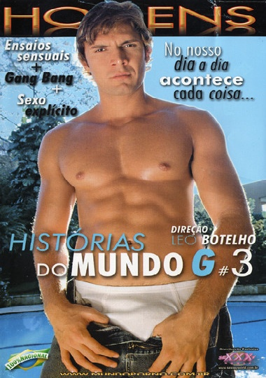 Histórias do mundo G 3 Cover Front
