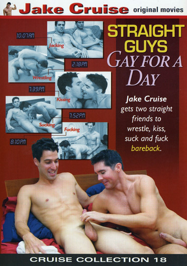 Cruise Collection 018 Straight Guys Gay for a Day Cena 3 Cover 1