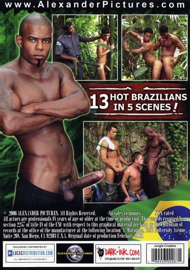 Jungle Cruisers 1 Cover 2