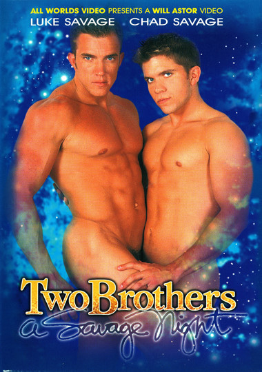 Two Brothers A Savage Night Cover Front