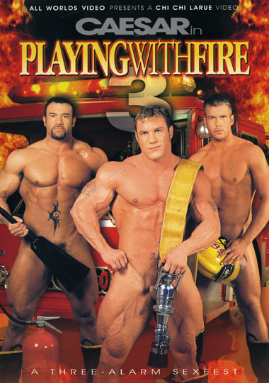 Playing with Fire 3 Cover Front
