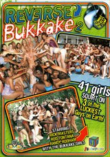 Reverse Bukkake 2
