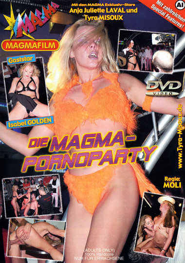 Die Magma-Pornoparty