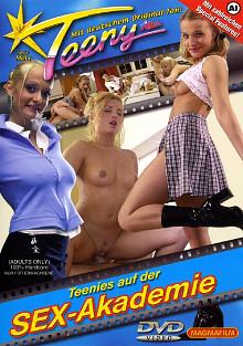 Teenies Auf Der Sex-Akademie