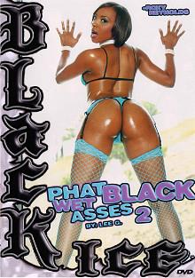 Phat Wet Black Asses 2