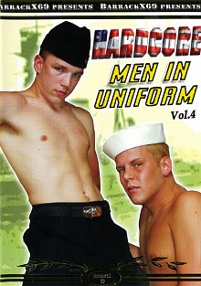 Hardcore Men In Uniform 4