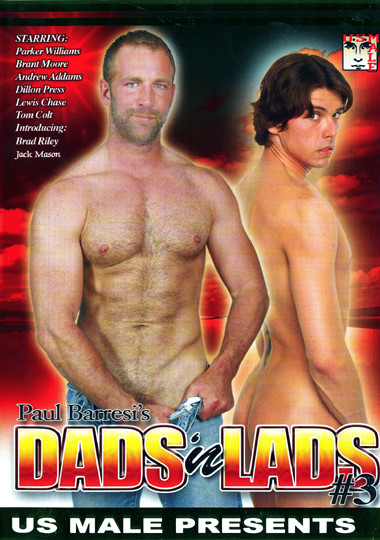 Dads n Lads 3 Cover Front