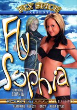 Adult Movies presents Fly Spice:  Fly Sophia