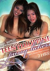 Adult Movies presents Teen Philippine Pussy-Lickers