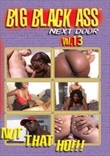 Big Black Ass Next Door 13