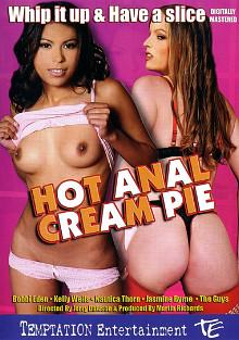 Hot Anal Cream Pie
