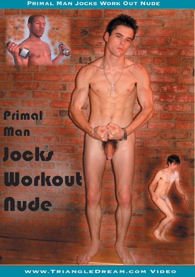 Primal Man Jocks Work Out Nude