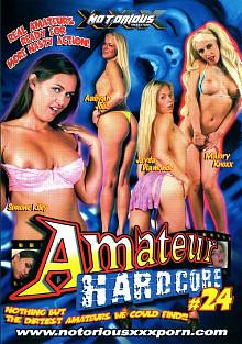Amateur Hardcore 24