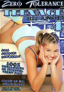 Teenage Jizz Junkies 4