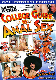 College Guide To Anal Sex
