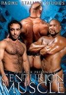 Not since the legendary days of yore when Target and Zeus defined the archetypes of butch, buffed bodybuilders has any studio aimed so deftly at a mark. Only the best, doing the best has been the goal set for this new line that RSS has named Centurion Pictures XXX, and that is exactly what is presented here. Slater personally took a year to cast this project, searching the world for red-hot-giant-cocked musclebears, stacked-horse-hung bikers, super-pumped muscleheads, and exotic-drop-dead-handsome gym rats. What he has found is sure to astound and delight audiences worldwide and set the standard for the future muscle legends of erotica. These men aren't just big body-wise, they are sexual giants with the skill and equipment that elevates them to supermen.