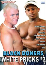 Black Boners White Pricks 3