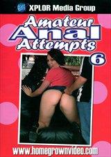 Amateur Anal Attempts 6