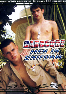 Hardcore Men In Uniform 6