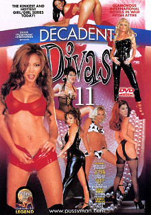 Pussyman's Decadent Divas 11