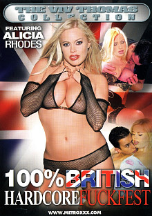 100 Percent British Hardcore Fuckfest