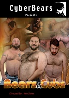 When is a man a cub and when is he a bear? See if you can figure it out. First big top Daddy Beare comes across furry Daddy Cub Eric caged in the depths of a leather and steel dungeon. There's no negotiation; these men both know what they want, and get right to it. Then Greg Steel steps out of the hotel shower, and asks buddy Jay Masters to have some towels sent. Delivery cub Rick Monroe is glad to serve up more than he expected to these two horny bears. Finally, hairy top bear Gabe Harris catches Joe Falconi's eye in the hallway. Little does Gabe realize he's hooking up with a power cub who takes it as hard as it comes! Bear? Cub? Who needs labels! Make your own definitions, like these hot men do.