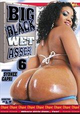 Big Black Wet Asses 6