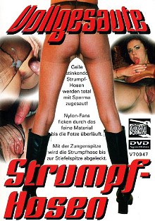 Vollgesaute Strumpf-Hosen