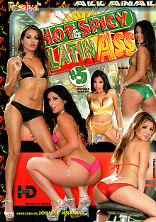 Hot And Spicy Latin Ass 5
