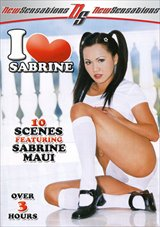 Adult Movies presents I Love Sabrine
