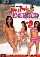 Mandingo's Asian Pretty Girls 2