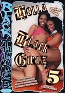Holla Black Girlz 5