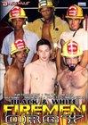 Black And White Fireman Orgy
