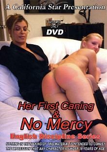 English Discipline Series: Her First Caning and No Mercy