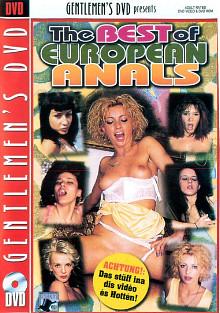 Best Of European Anals